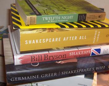 Shakespeare-books