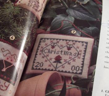 Start-christmas-ornament