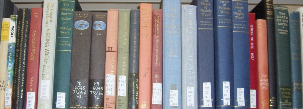 Woolf library books2