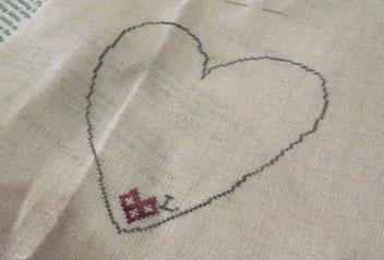 Sampler-heart