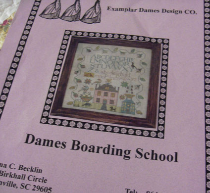 Dames-boarding-school