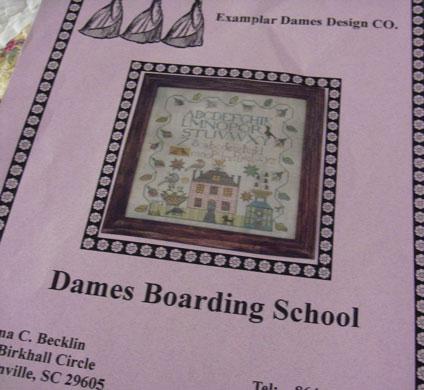 Dames-boarding-school