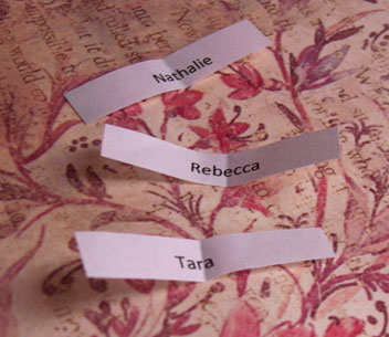 Names-winners