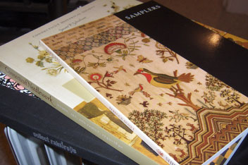 Needlework-books