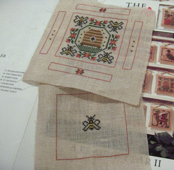 Bee-skep-by-ps