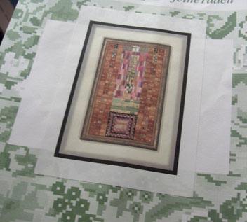 Klimt-mosaic
