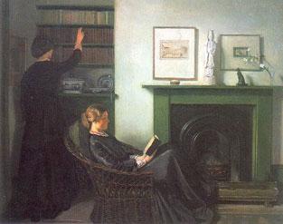 Reading-women