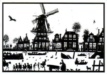 Willemsen-postcard