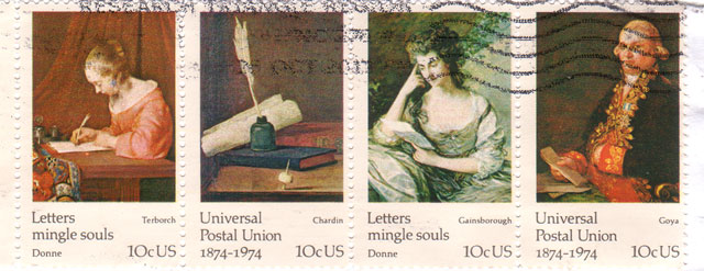 Ten-cent-stamps