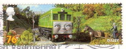 Daisy-stamp