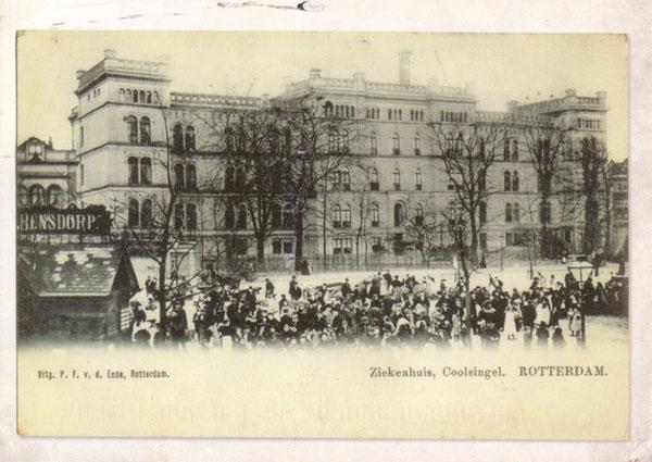 Historic-rotterdam