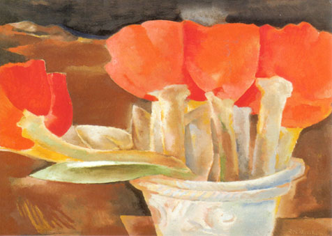 Still-life-with-tulips