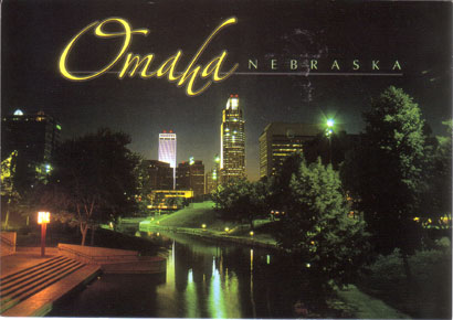 Omaha-by-night