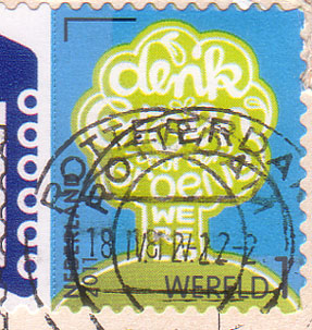 Netherland-stamp