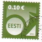 Estonia-stamp