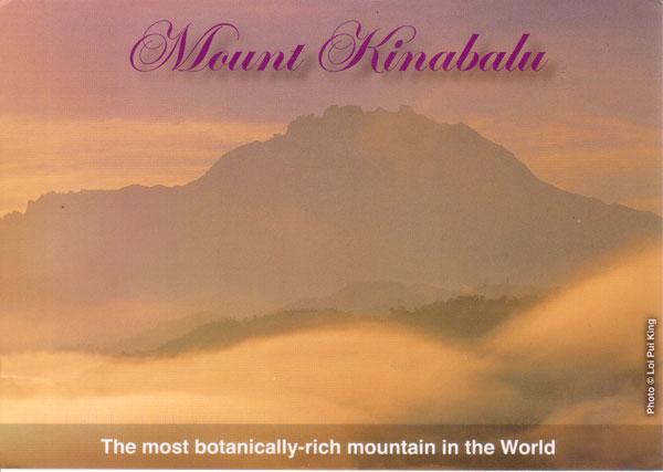 Mount-kinabala