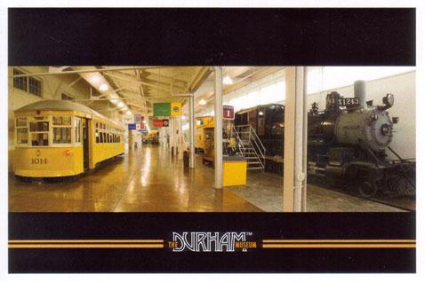 Durham-trains