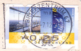 German-bonn-stamp