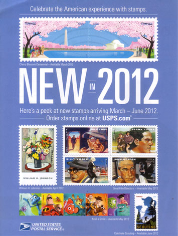 New-stamps