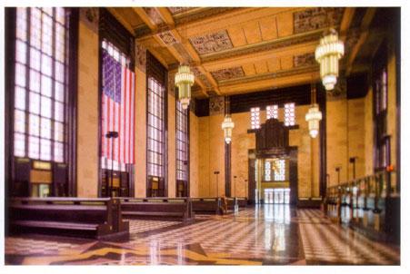 Durham-Interior