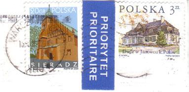 Polish-stamps