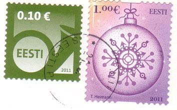 Tallinn-stamps