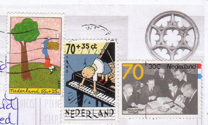 Netherland-stamps-2