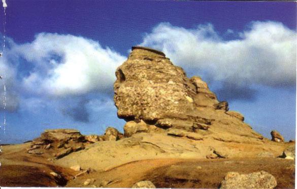 Romanian-sphinx