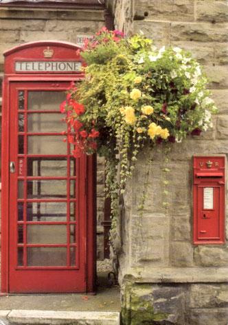English-phonebooth