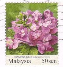 Malay-stamp