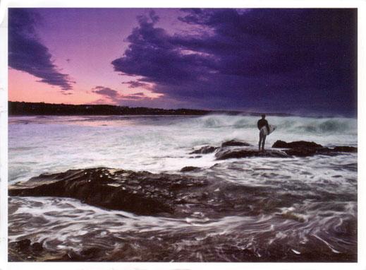 Aussie-surfer