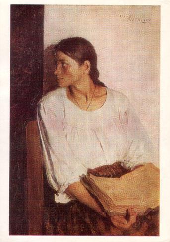 Portrait artists sister