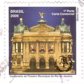Brazil-stamp