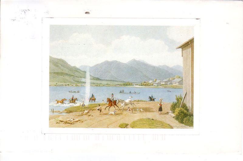Bavarian-lake