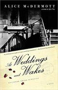 At weddings and wakes