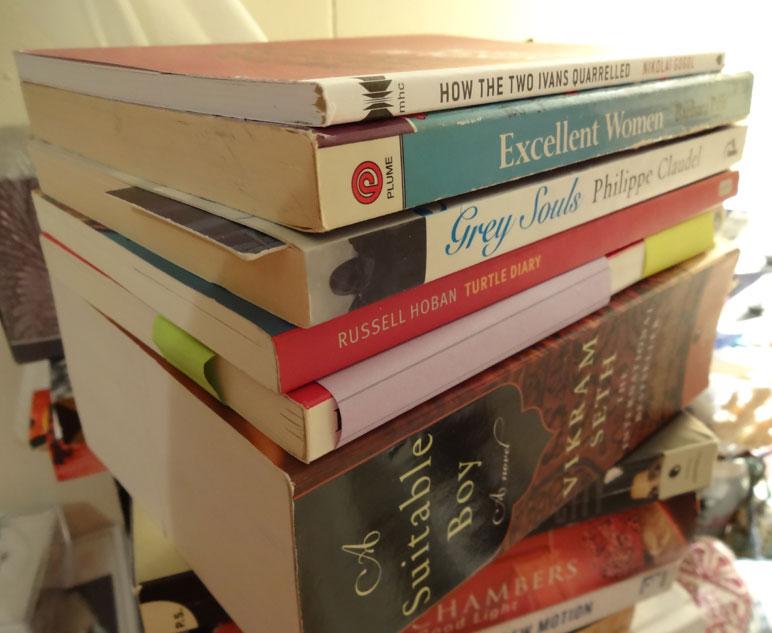August-Books