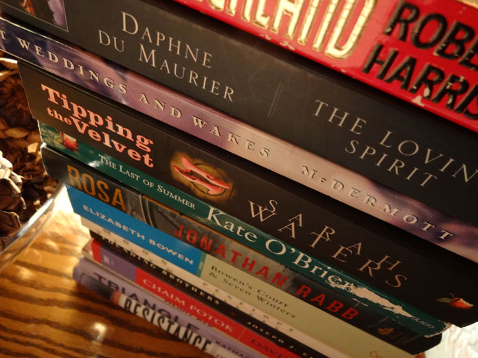 Thirteen books