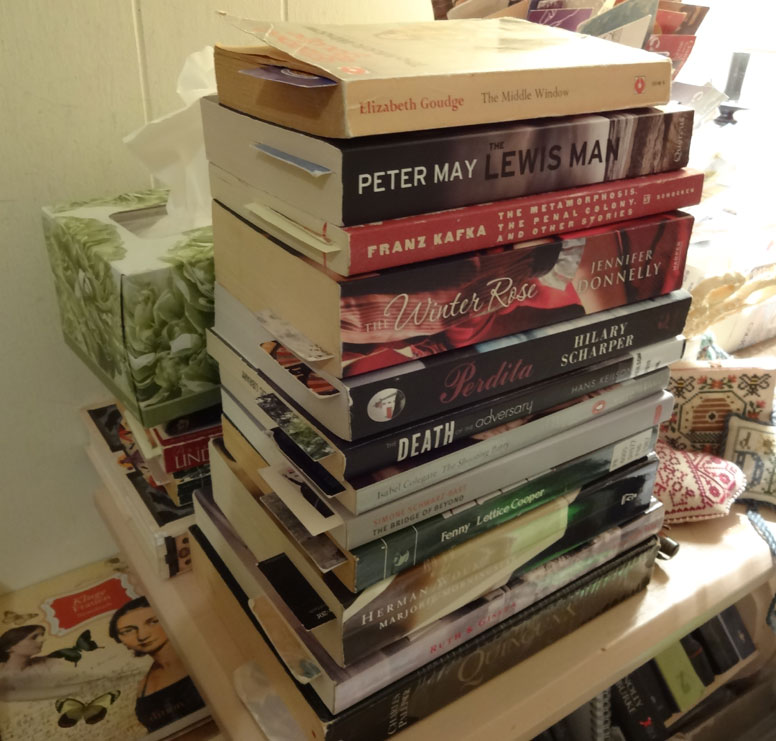 End-of-year-books