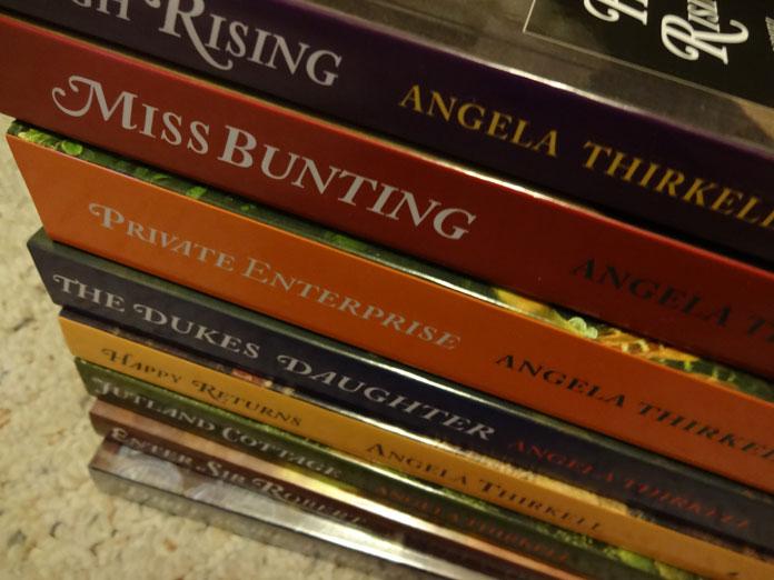 Thirkell-Books