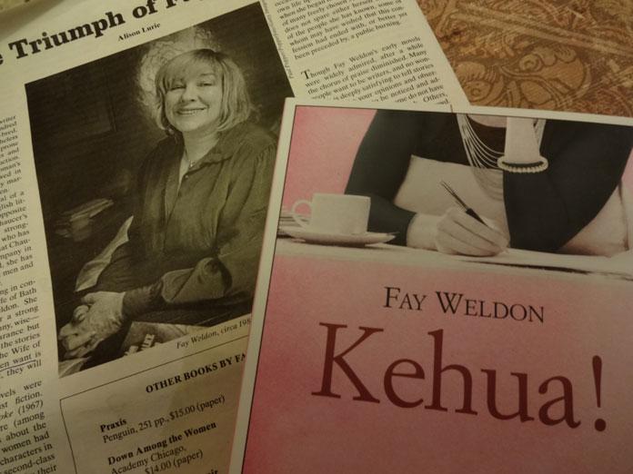 Fay-weldon