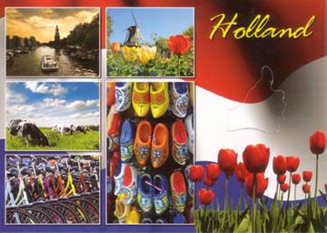 Holland-Postcard