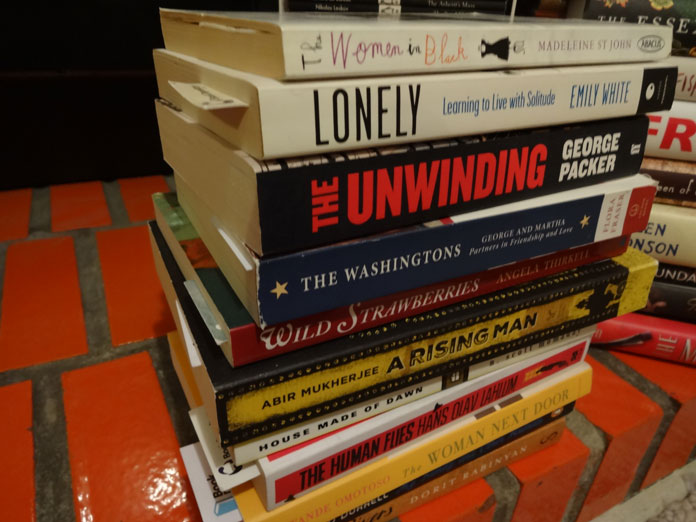Unfinished-Reads
