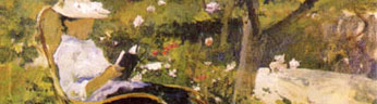 Reading-woman-garden