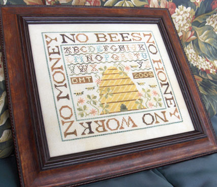 Non-bees-framed-2