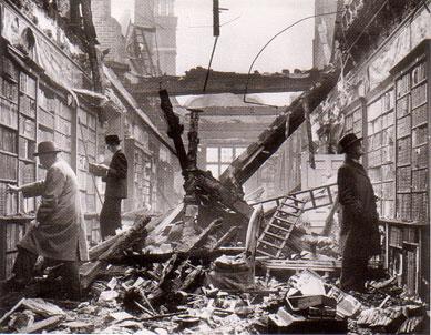 Bombedlibrary