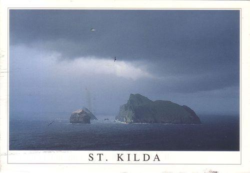 St. Kilda (Scotland), Great Britain